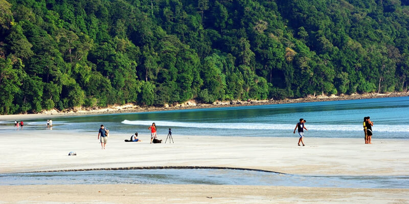 Radhanagar Beach,Andaman and Nicobar Islands